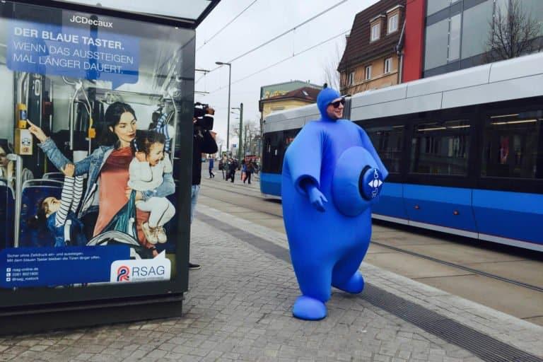 Rostocker Straßenbahn AG TRUST Promotion
