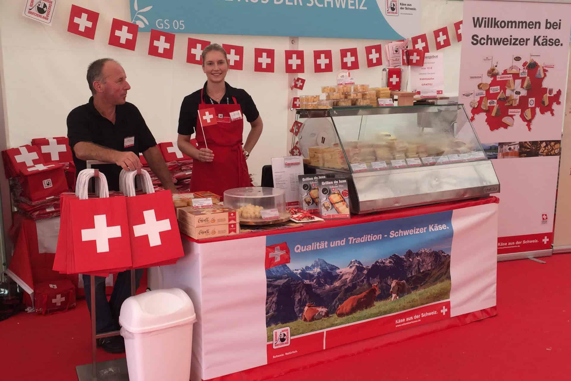 Schweizer Kaese Taste Munich
