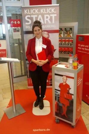 Berliner Stadtsparkasse TRUST Promotion