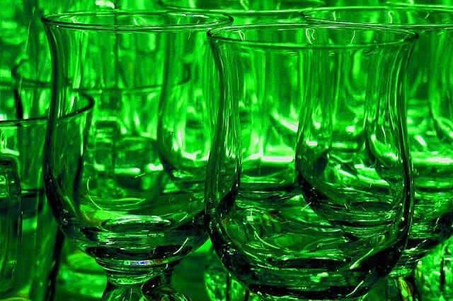 Eventlocation Grüne Gläser