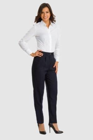 Olymp weiße Bluse