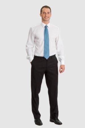 Krawatte hellbau