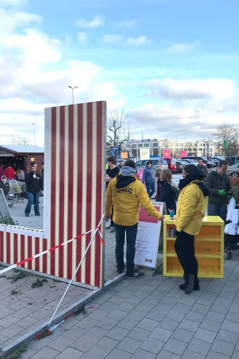 IKEA Knutbaumweitwurf 2020